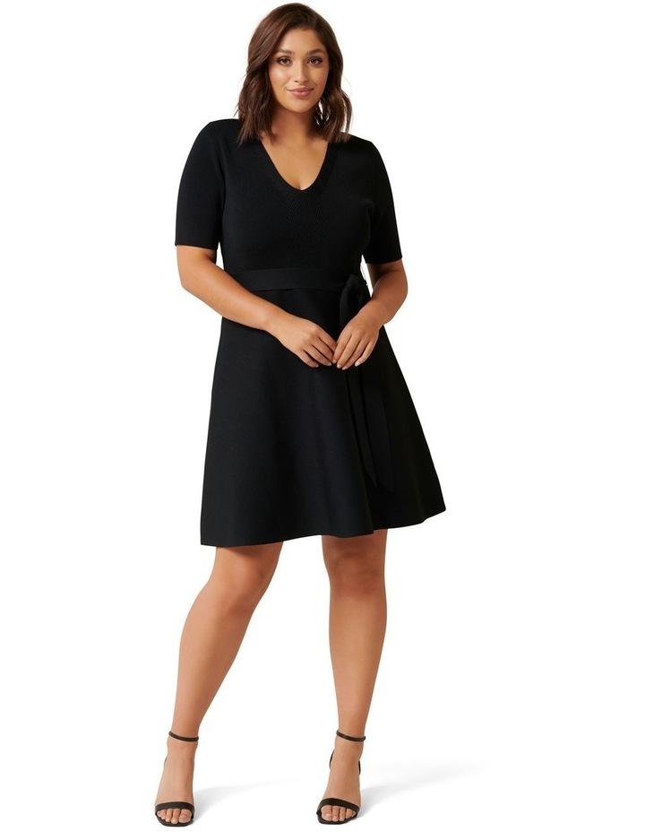 Stephanie Curve Knit Dress image 4