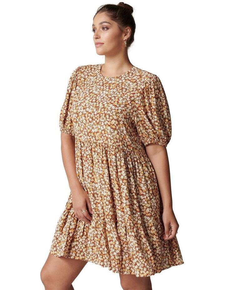 Jocelyn Curve Smock Dress image 3