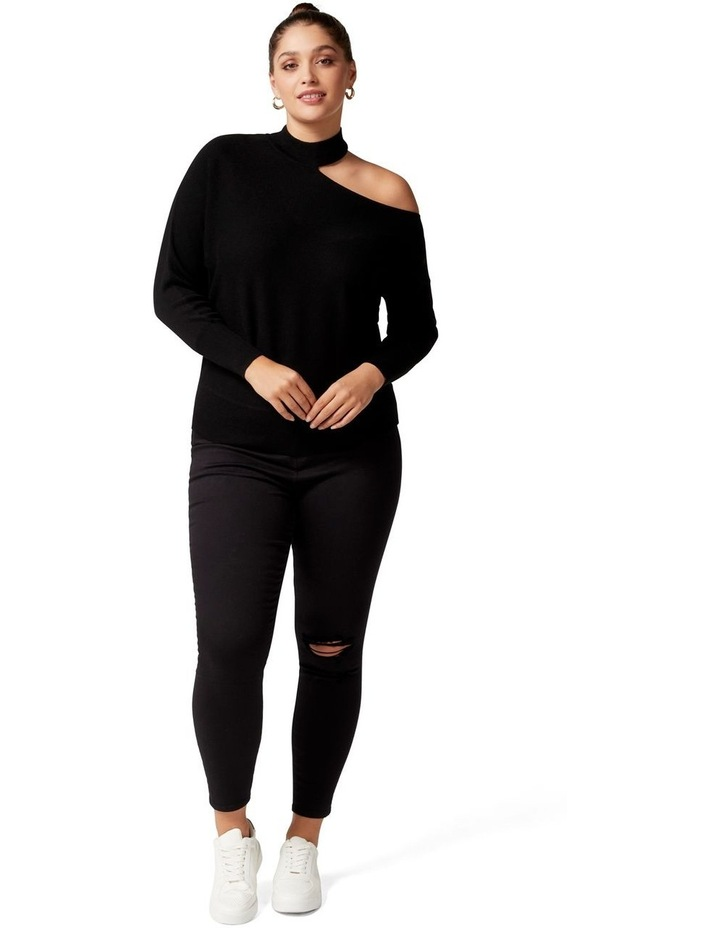 Nelly Curve Cut Out Knit image 5