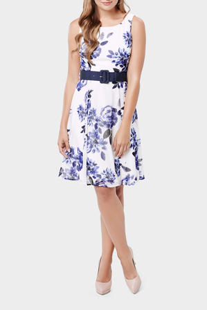 Review - Blue Willow Dress