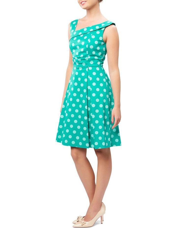 Midori Spot Dress image 2
