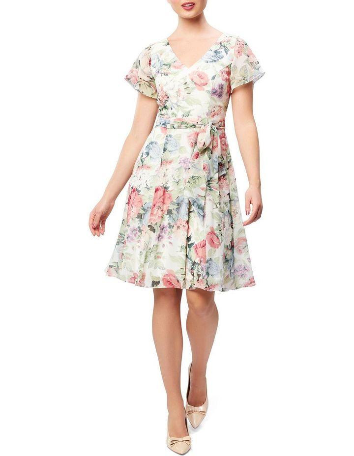 Plantation Floral Dress image 1