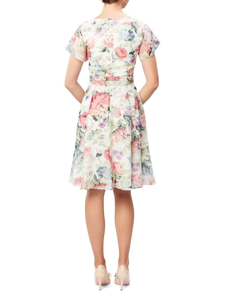 Plantation Floral Dress image 3