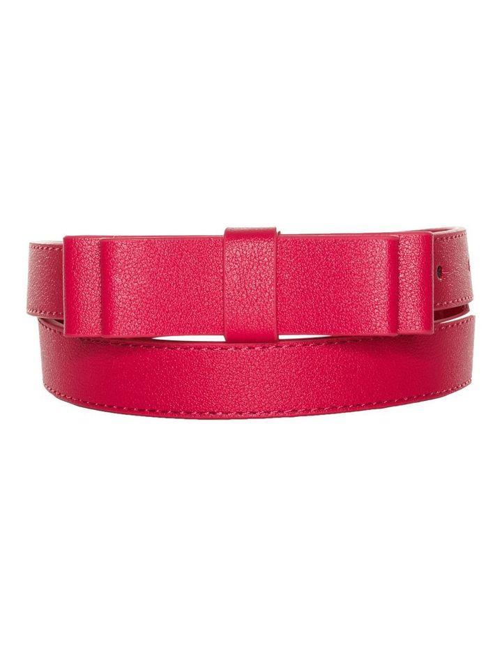 Blondie Bow Belt image 1