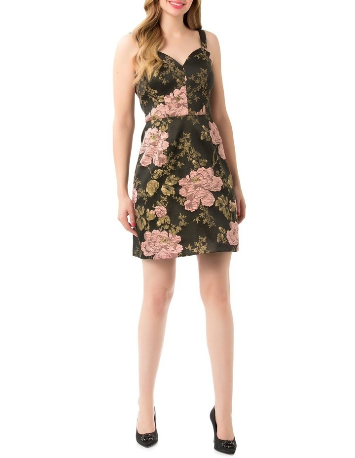 Midnight Lotus Dress image 1