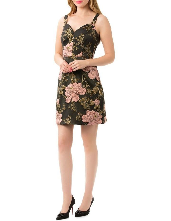 Midnight Lotus Dress image 2