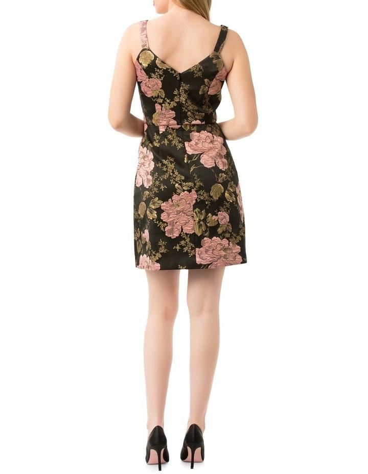 Midnight Lotus Dress image 3