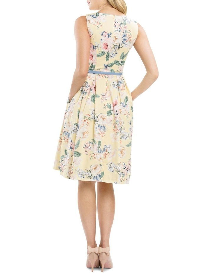 Neroli Floral Dress image 3