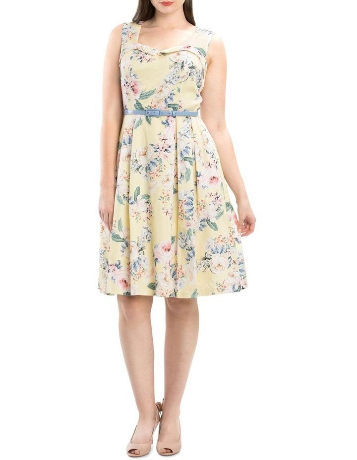Neroli Floral Dress image 4
