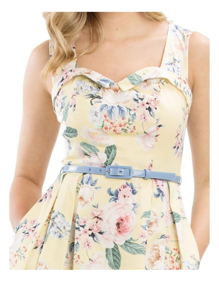 Neroli Floral Dress image 6