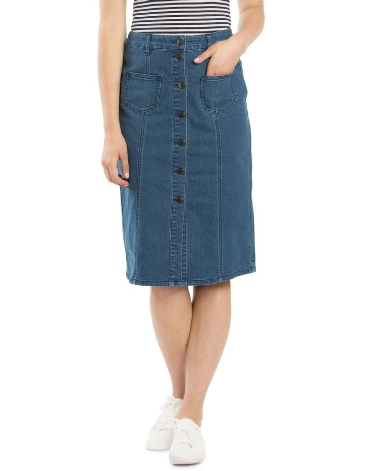 Carmello Denim Skirt image 1