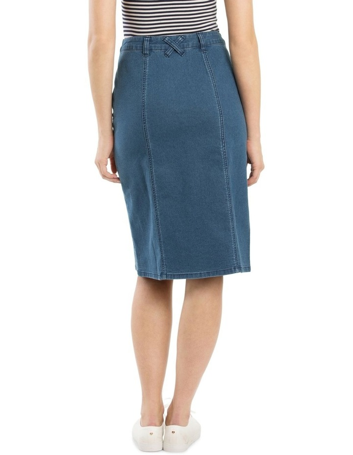 Carmello Denim Skirt image 2