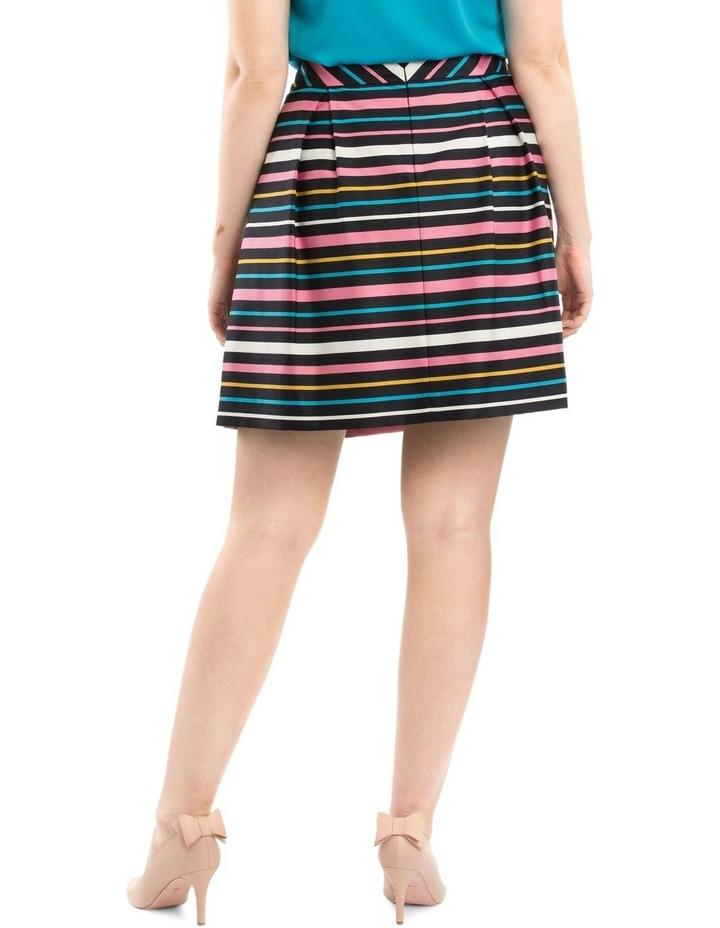 Rainbow Stripe Skirt image 2