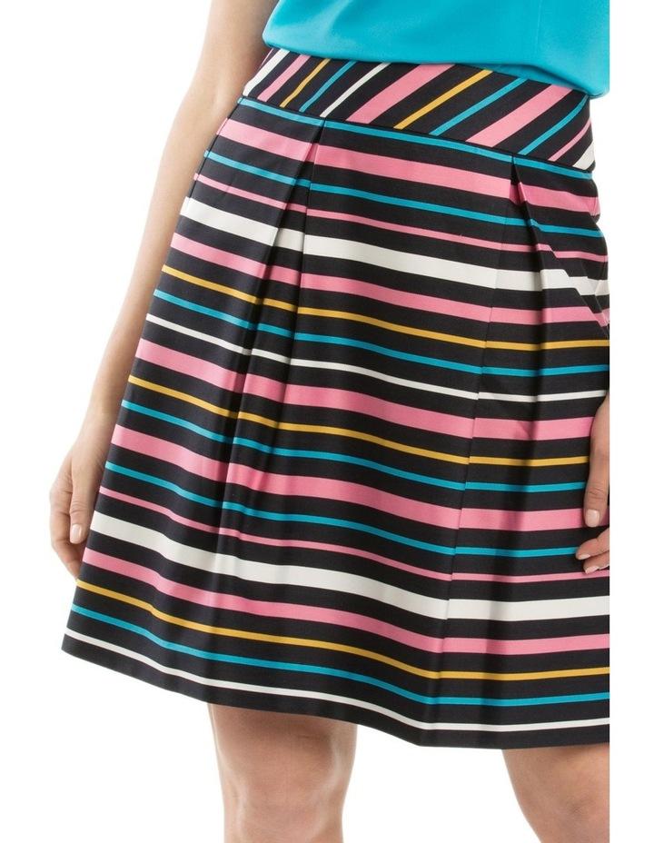 Rainbow Stripe Skirt image 3