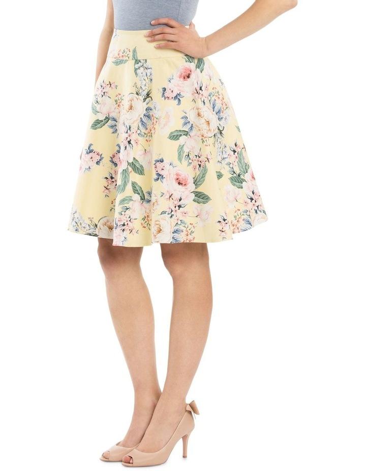 Neroli Floral Skirt image 2