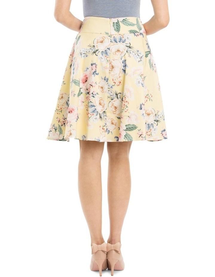 Neroli Floral Skirt image 3
