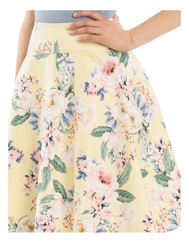 Neroli Floral Skirt image 4