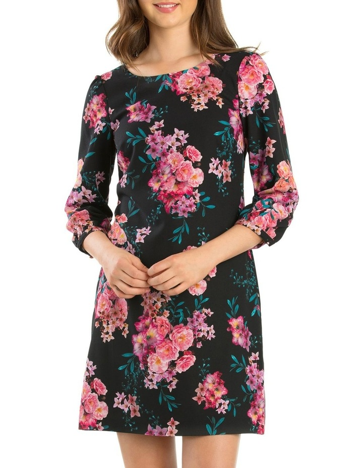 Freya Floral Dress image 1