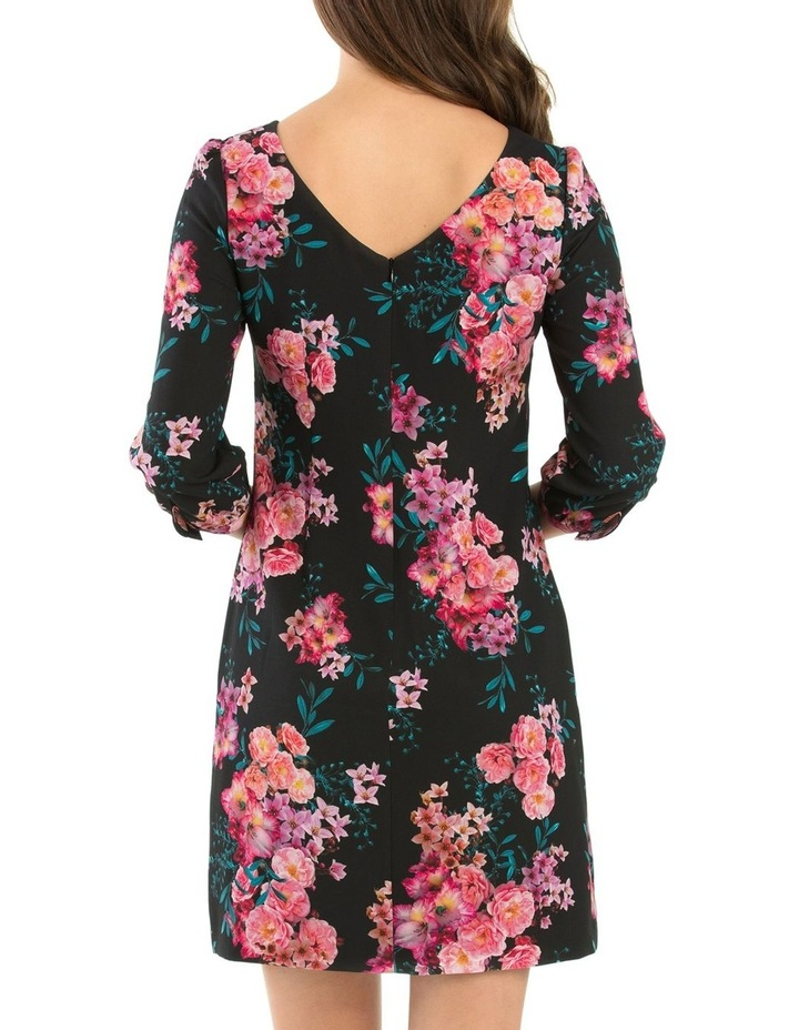 Freya Floral Dress image 3