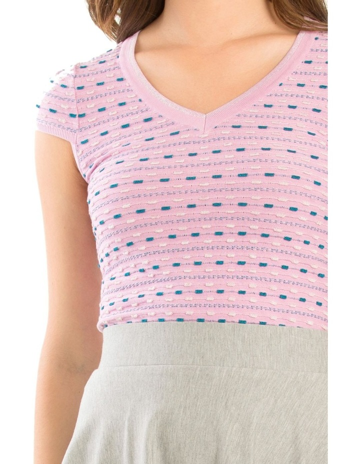Sweet Mix Knit Top image 4