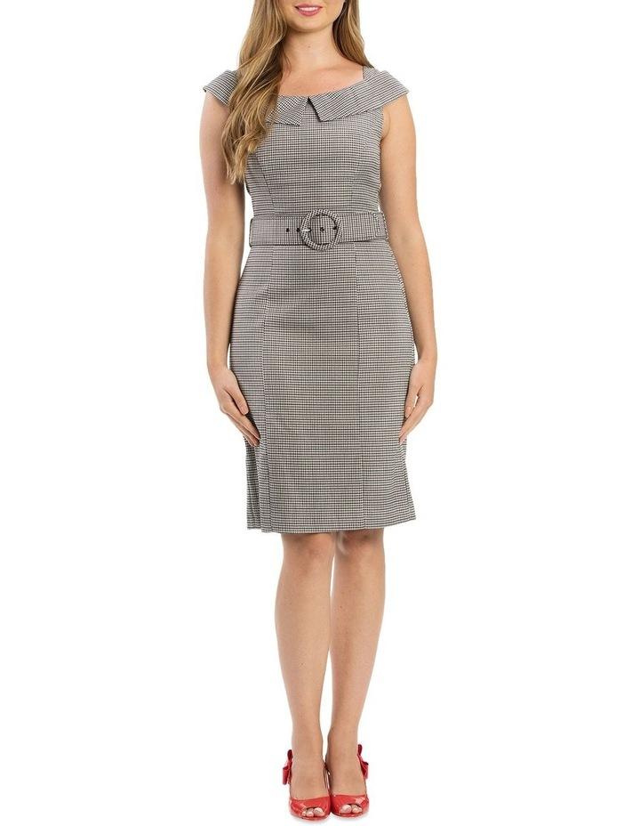 Avalon Check Dress image 1