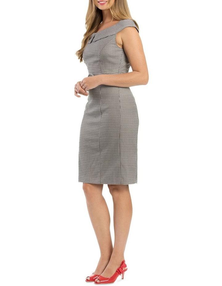 Avalon Check Dress image 2