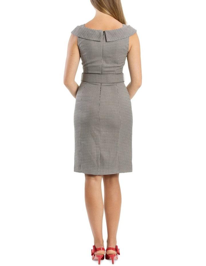 Avalon Check Dress image 3