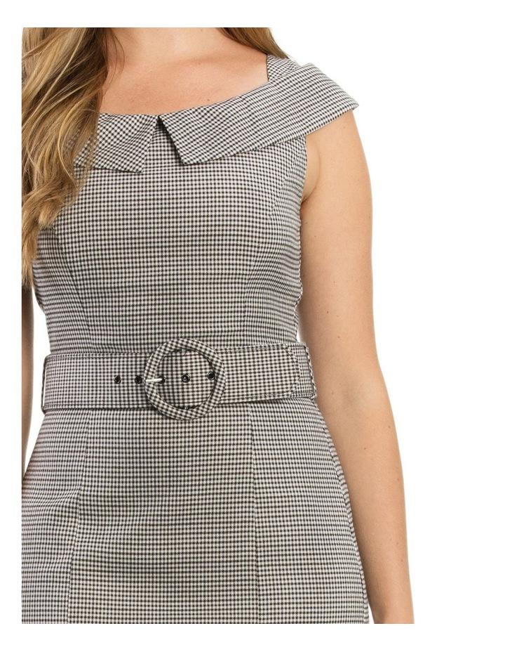 Avalon Check Dress image 4