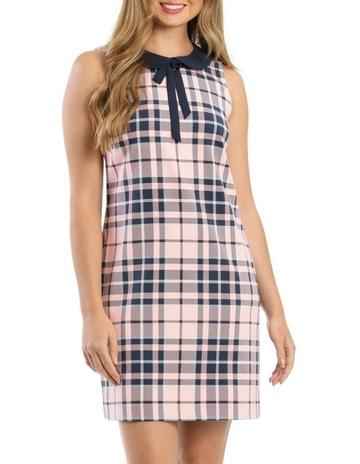 5181d7a988 Review Tai Check Dress