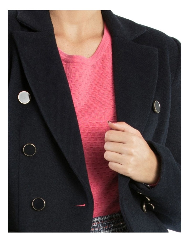 Vera Short Coat image 4
