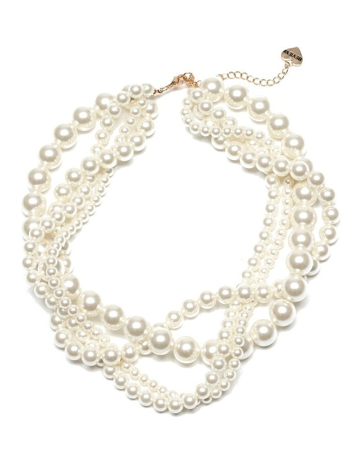 Heart Of Pearls Necklace image 1