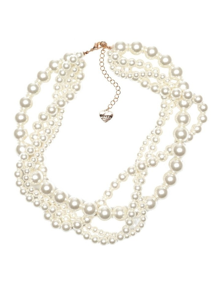 Heart Of Pearls Necklace image 2
