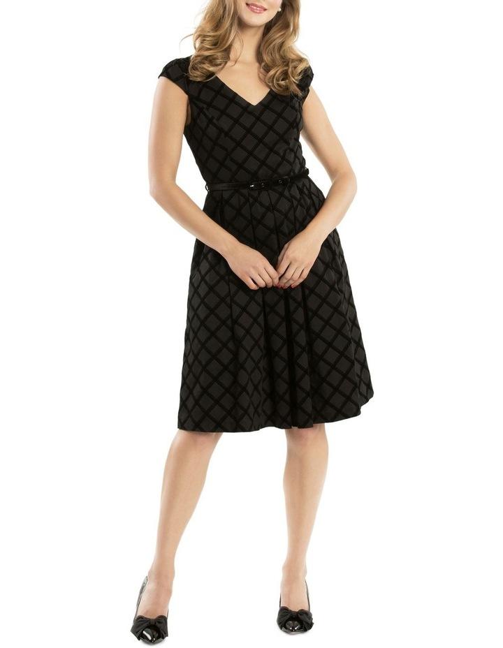 Cassia Check Dress image 1