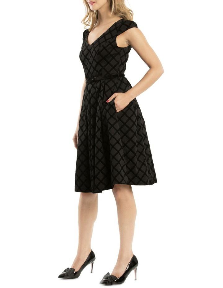 Cassia Check Dress image 2
