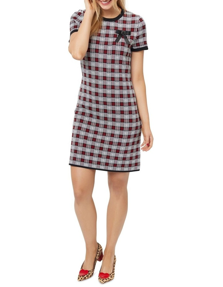 Clemmie Check Dress image 1