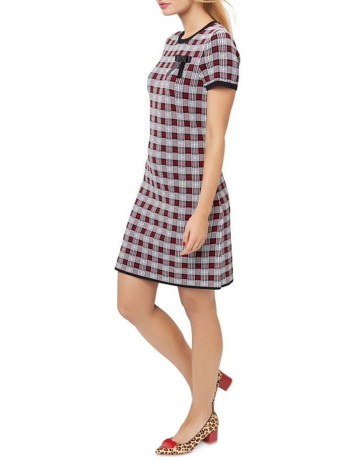 Clemmie Check Dress image 2