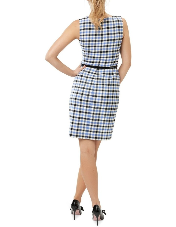 Wilma Check Dress image 3