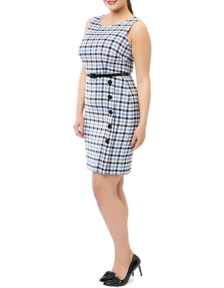 Wilma Check Dress image 4