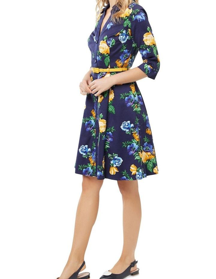 Nanette Shirt Dress image 2