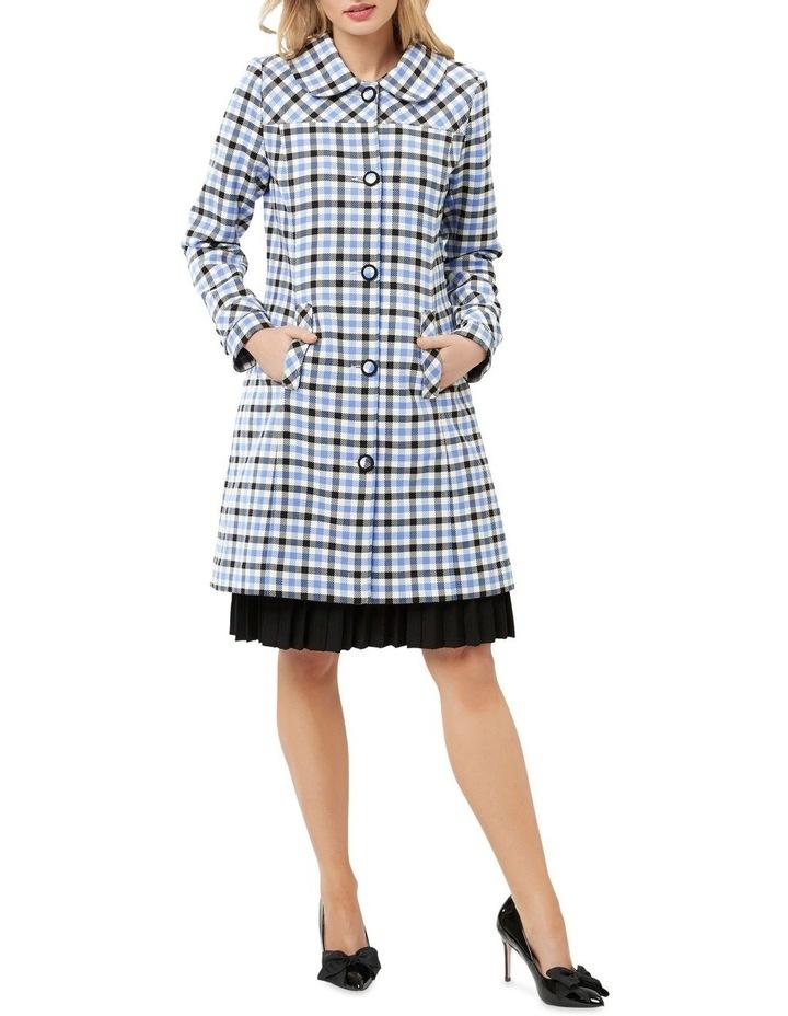 Wilma Check Coat image 1