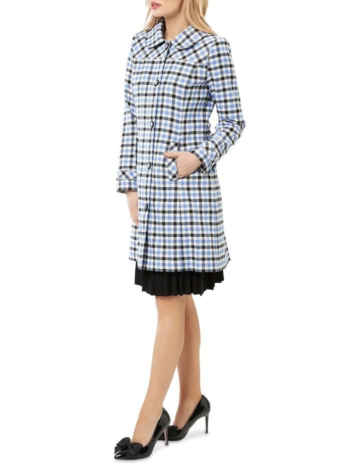Wilma Check Coat image 2