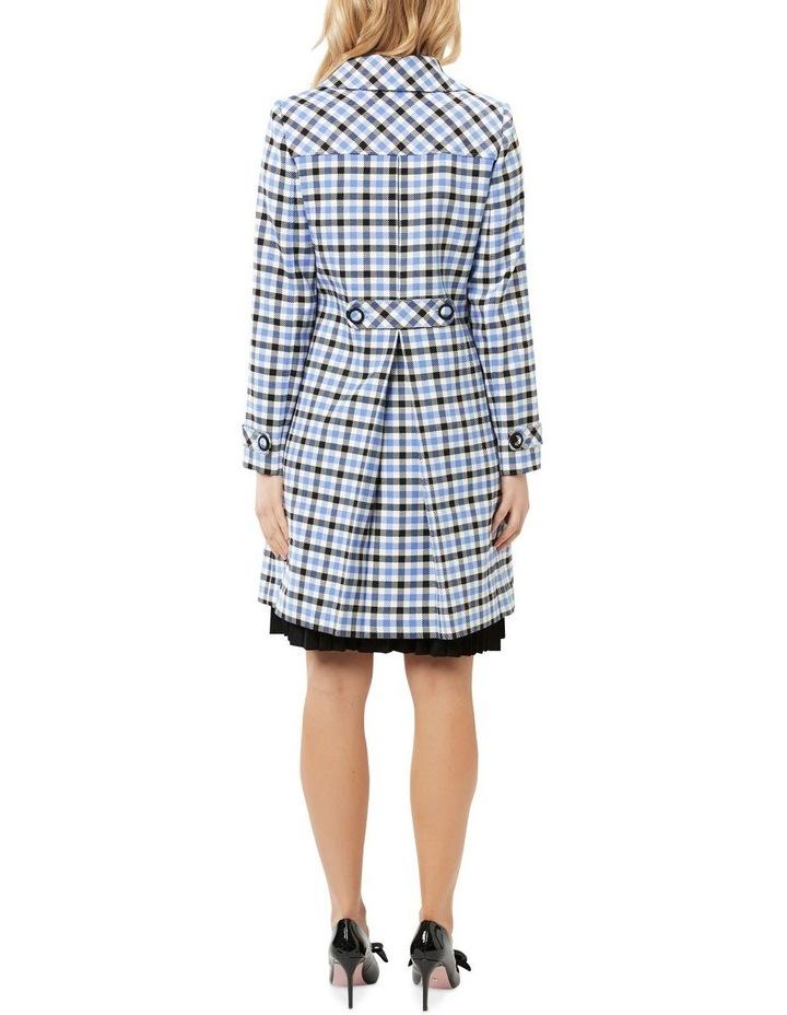 Wilma Check Coat image 3