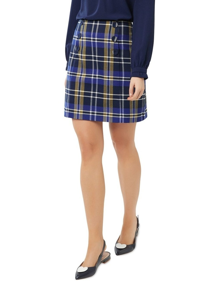 Davenport Check Skirt image 1