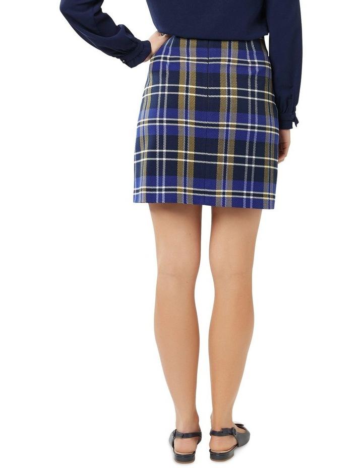 Davenport Check Skirt image 3