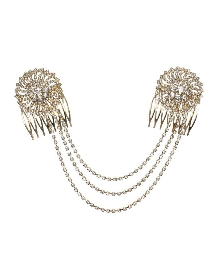 Beauty Hanging Hair Comb image 1