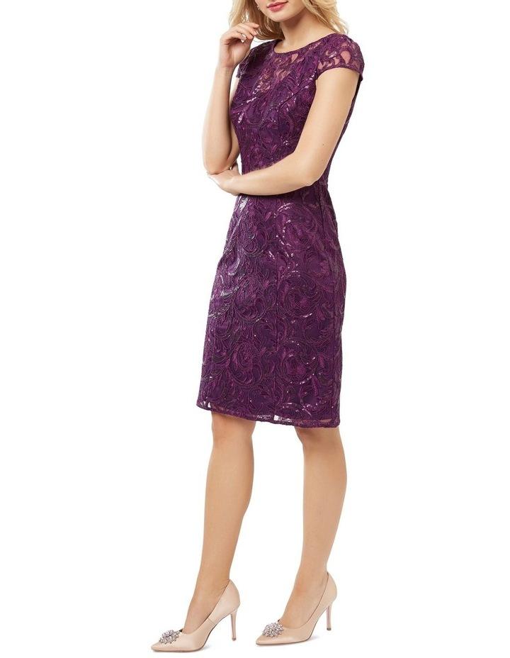 Time For Shimmer Slv Dress image 2