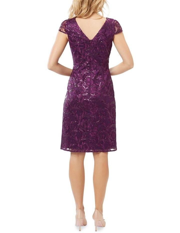 Time For Shimmer Slv Dress image 3