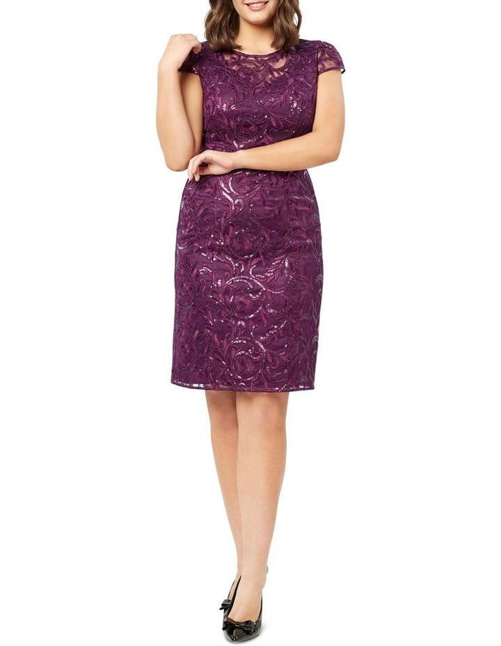 Time For Shimmer Slv Dress image 4