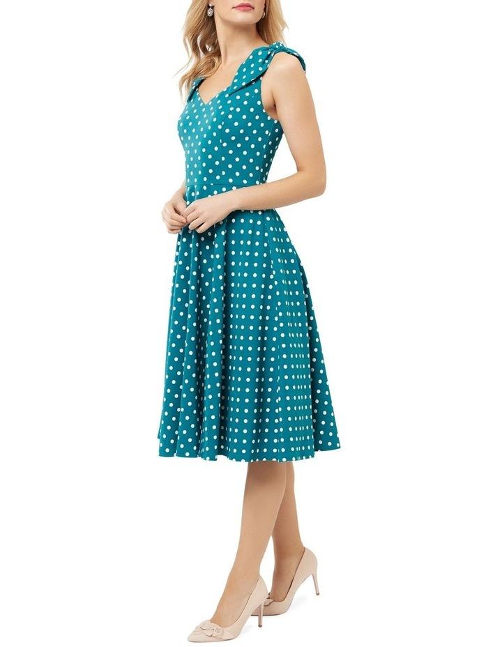 Dreamer Dot Dress image 2