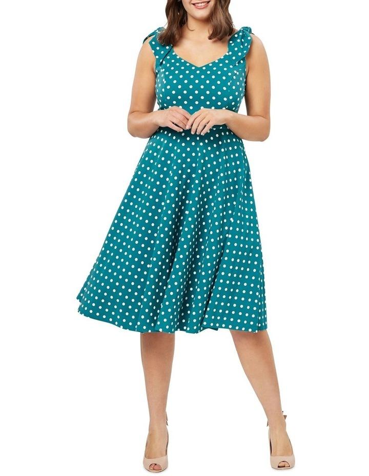 Dreamer Dot Dress image 4